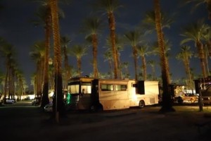 Palm Springs night-rig